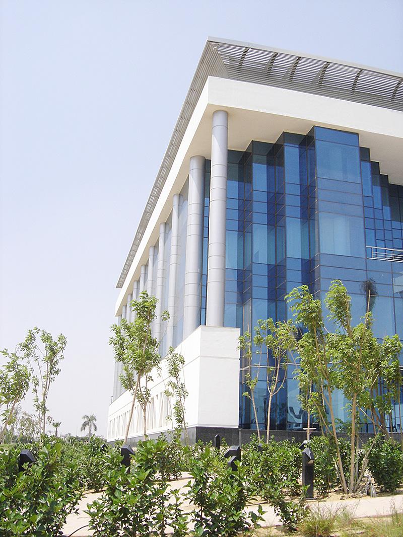 B 2215 Office Building Smart Village
